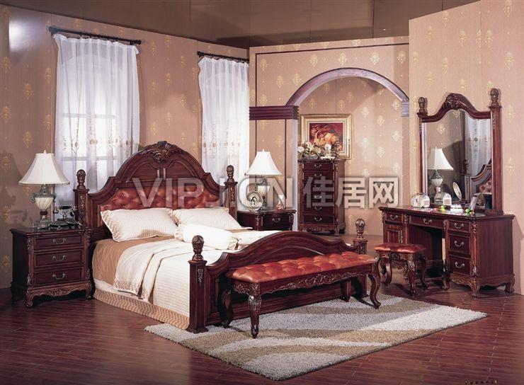 > 欧式卧室床