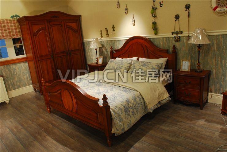 英式卧室卧室套装