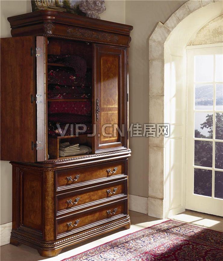 欧式家具 卧室家具 衣柜 > 欧式卧室衣柜