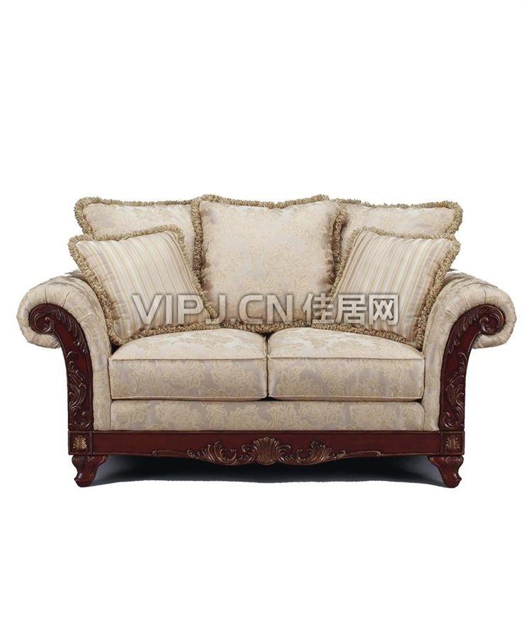 欧式客厅沙发图片