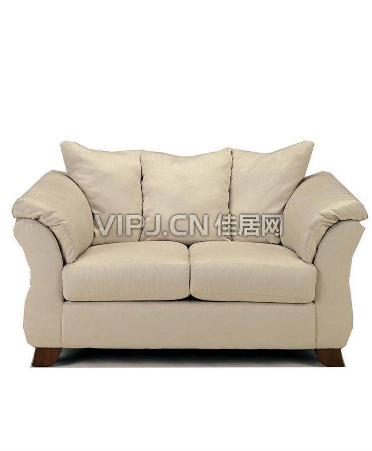 【欧式客厅沙发16615】